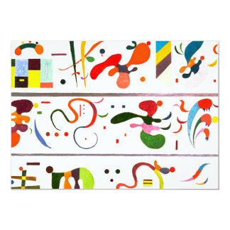 Kandinsky Succession Invitations