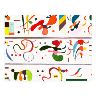 Kandinsky Succession Postcard