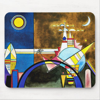 Kandinsky - The Great Gate of Kiev Mouse Pad