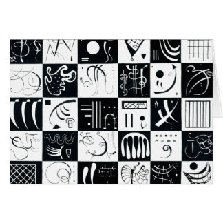 Kandinsky Thirty Greeting Card