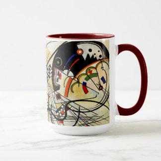 Kandinsky - Transverse Line Mug