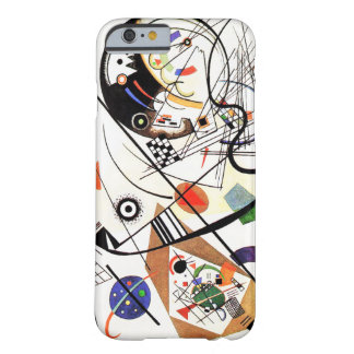 Kandinsky Tranverse Line iPhone 6 case Barely There iPhone 6 Case