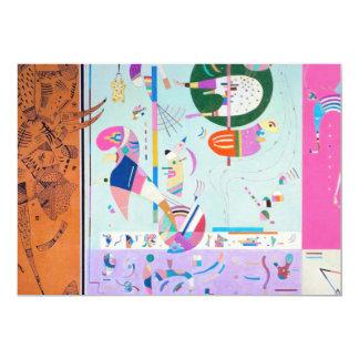 Kandinsky Various Parts Invitations