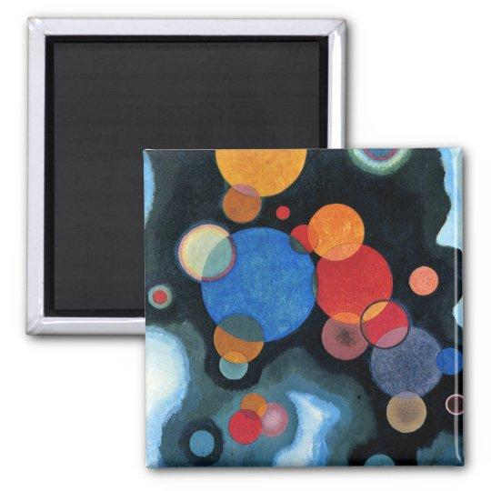 Kandinsky - Vertiefte Regung Magnet