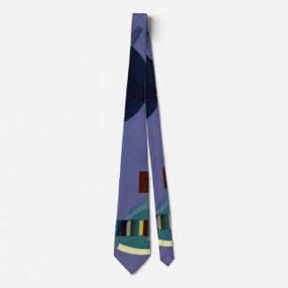 Kandinsky - Violet-Green Tie