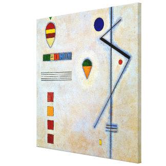 Kandinsky - Von-Zu Canvas Print