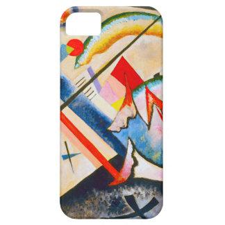 Kandinsky White Cross iPhone 5 Case