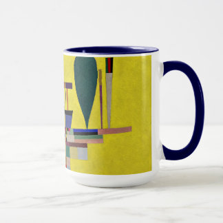 Kandinsky - Yellow Painting Mug