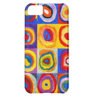 Kandisnky Circles iPhone 5 Case