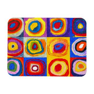 Kandisnky Circles Magnet