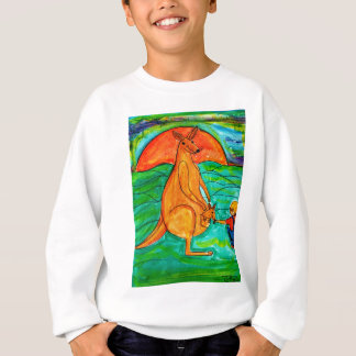Kangaroo and Friend Sweatshirt
