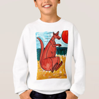 Kangaroo and Joey Sweatshirt
