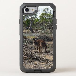 Kangaroo At Billabong, Otterbox  iPhone 7/8 Case.