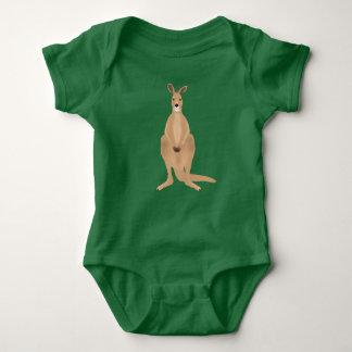 Kangaroo Baby Jersey Bodysuit