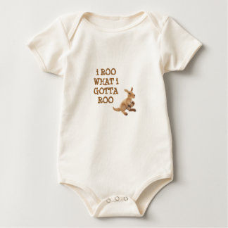 kangaroo collection baby bodysuit
