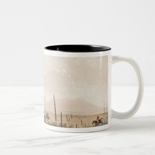 Kangaroo Hunt Coffee Mug