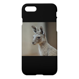 Kangaroo iPhone 7 Glossy Case