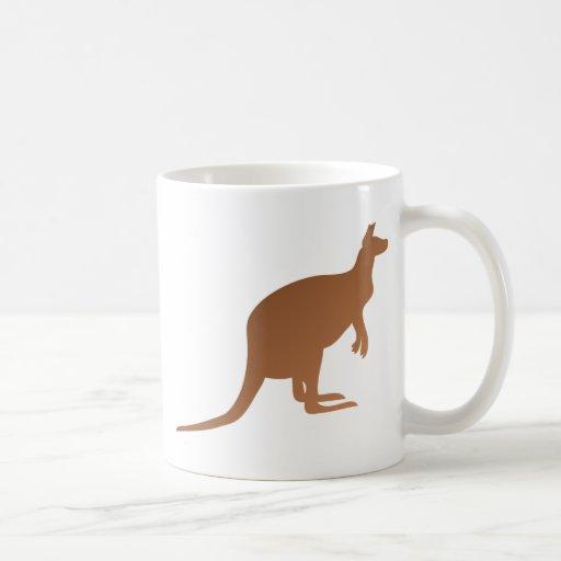 Kangaroo kangaroo mugs