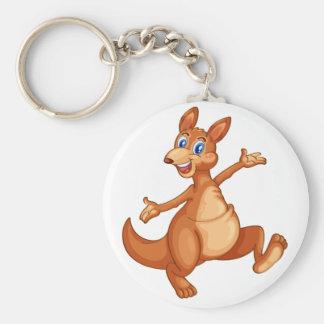 kangaroo key ring