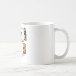 Kangaroo Kourts Basic White Mug