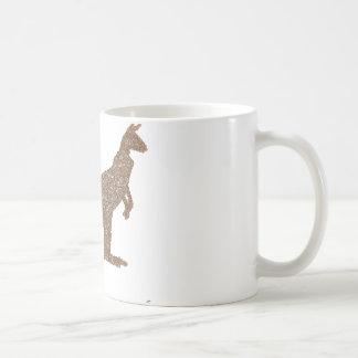 Kangaroo Coffee Mug
