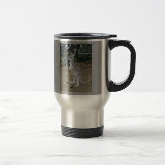 Kangaroo Stainless Steel Travel Mug