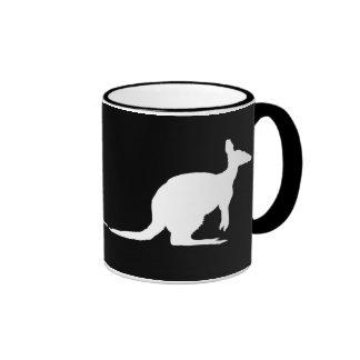 Kangaroo Ringer Mug
