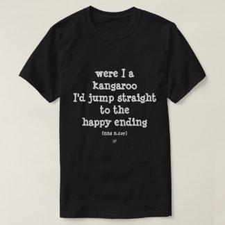 kangaroo nonsensical motto T-Shirt