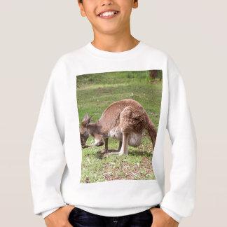 Kangaroo, Outback Australia Sweatshirt