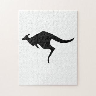 Kangaroo Jigsaw Puzzles