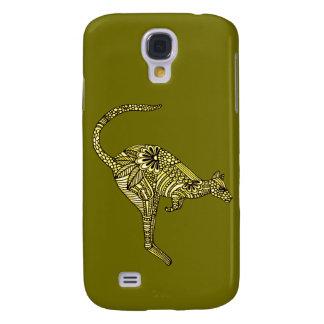 Kangaroo Samsung Galaxy S4 Cases
