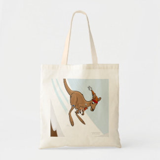 Kangaroo Ski Jump Bag