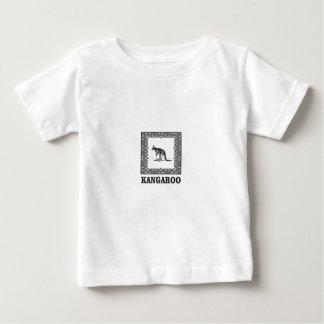 kangaroo squared baby T-Shirt