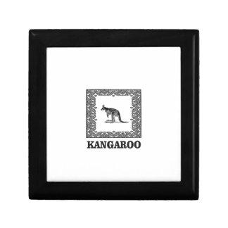 kangaroo squared gift box