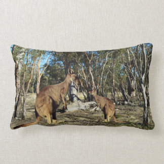 Kangaroo Talk Time, Lumbar Cushion. Lumbar Cushion