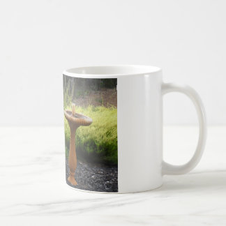 Kangaroo Theme Basic White Mug