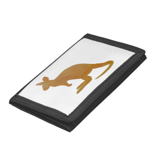 Kangaroo Tri-fold Wallet