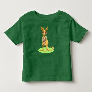 Kangaroo with glasses toddler T-Shirt
