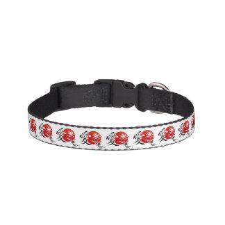 Kanji Love Pup Collar