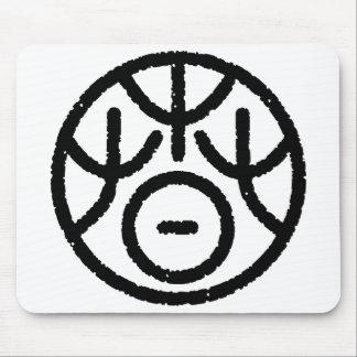 "kanji "" spring "" mouse pad"