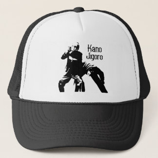 Kano Jigoro - The Father of Judo Trucker Hat