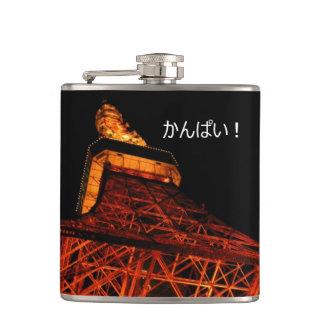 Kanpai Tokyo Tower Flask