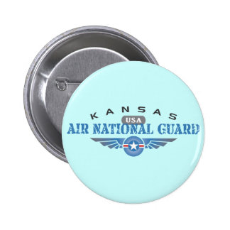 Kansas Air National Guard Buttons