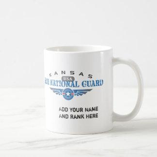 Kansas Air National Guard Coffee Mug