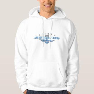 Kansas Air National Guard Hooded Sweatshirts
