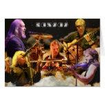 KANSAS Band Photo (2012) Cards