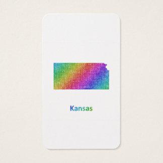 Kansas Business Card