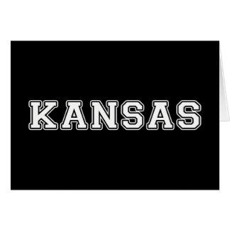 Kansas Card