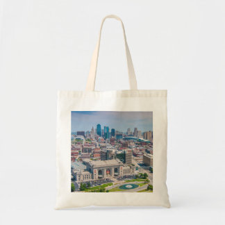 Kansas City Beautiful Skyline Tote Bag