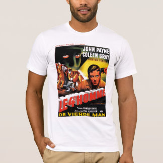"""Kansas City Confidential"" (French) Tee Shirt"